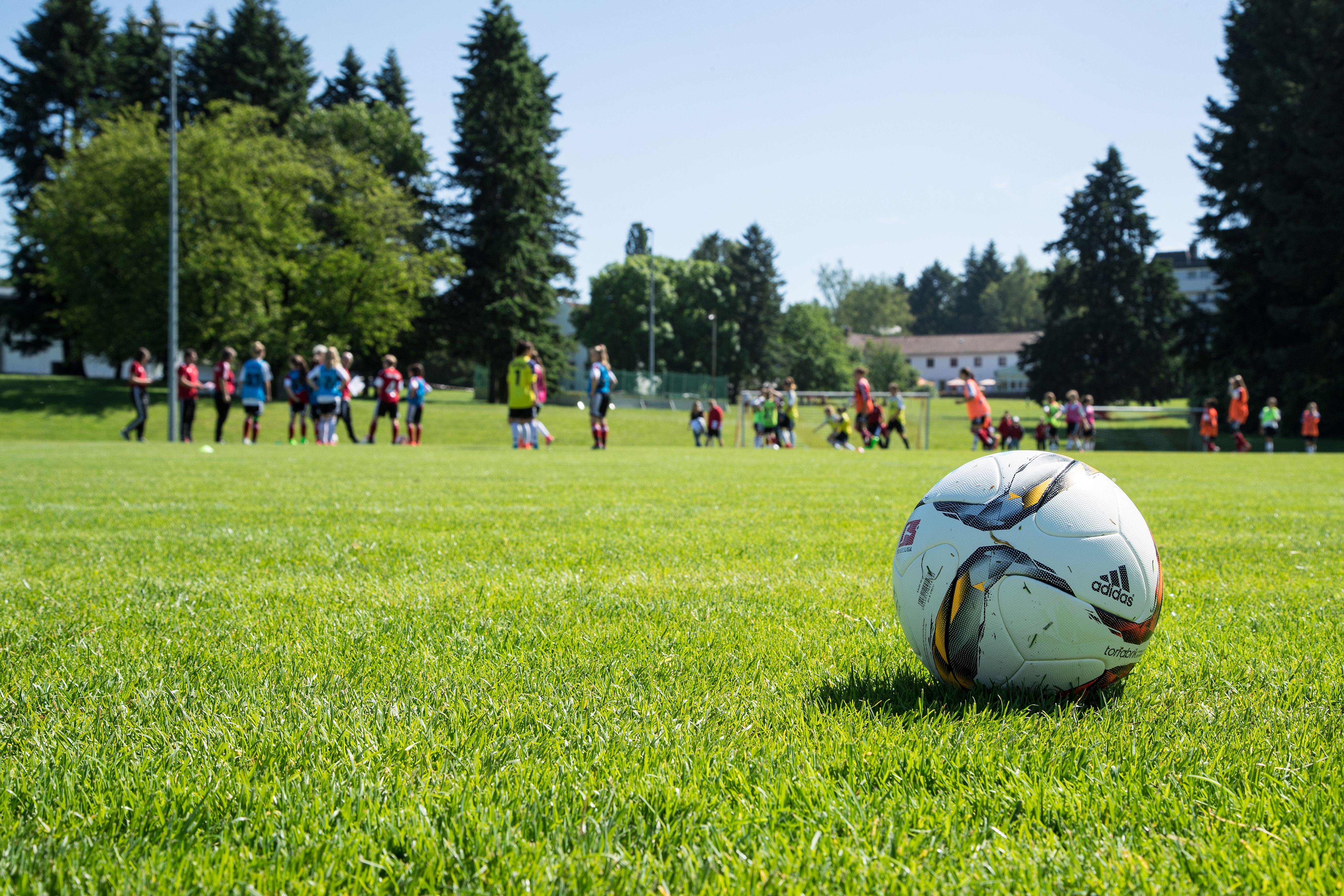 Sportanlagen für Fußball-Trainingslager